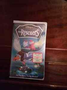 The Rescuers VHS London Ontario image 1