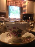 Grandmother Royal Albert Bone China Tea Cup & Saucer