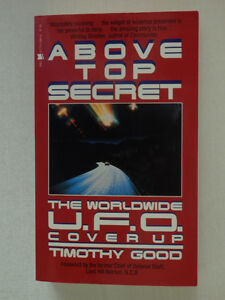 Above Top Secret: The Worldwide U.F.O. Cover-Up (Paperback)