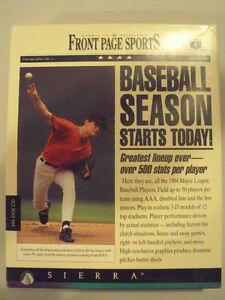 Baseball '94 PC (Sierra)