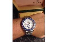 Rolex Yachtmater II fully ceramic with all boxes