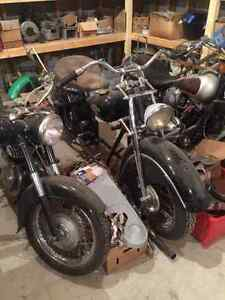 Wanted Indian motorcycles