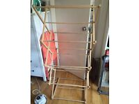 Wooden Laundry / Clothes Airer / Dryer