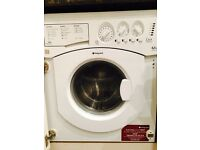 Hotpoint BHWM129 Built-in washing machine-great condition