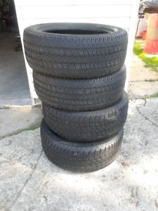 4 265 50 R20 allseason tires $100 takes them