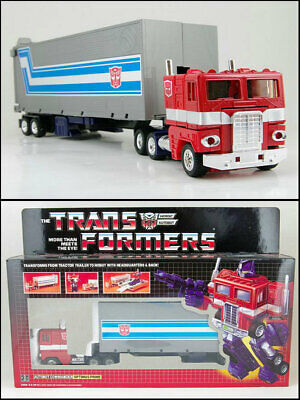 New Transformers G1 Optimus prime Classic reissue toys kids Gift