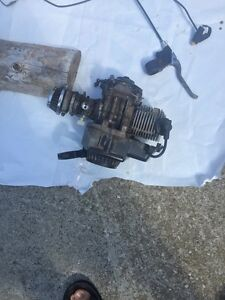 For Sale or Trade-  49cc Motor
