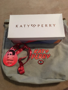 "Katy Perry  - ""Geli"" Eye Sandals  - Brand New + bonus"