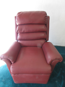 Leather Lift Chair/recliner