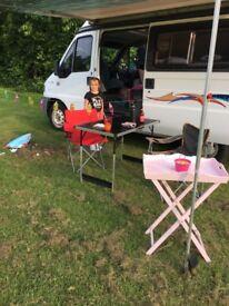 Campervan for sale, swap or part exchange