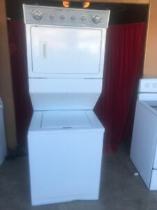 "Maytag "" 27 ""2 in 1 stackable Washer  Dryer set  For Sale"