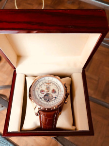 Brand New! Men's Breitling Watch - Delivery Free