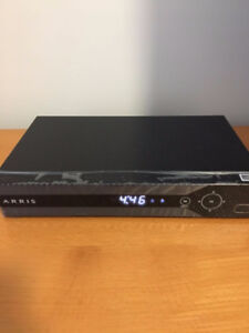 Arris Gateway cable boxes (1 PVR & 2 TV units) - for Shaw Cable
