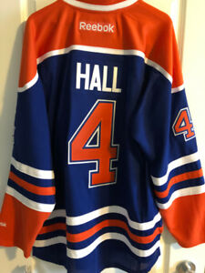 fb5003fd1d4 Edmonton Oilers Taylor Hall Jersey  New With Tags