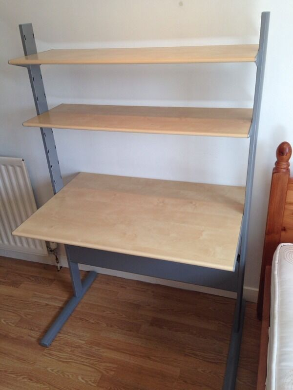 Ikea 3 Story Desk Free Ikea Chair In Newton Mearns Glasgow