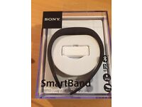 Sony Smart Band SWR10 Activity Tracking Wrist