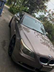 2006 BMW 5-Series 525 PRICE IS FIRM!!