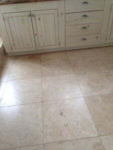 Travertine ivory classic tile , new 100 sq ft