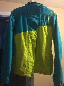Women's xl bench ski snowboard winter jacket