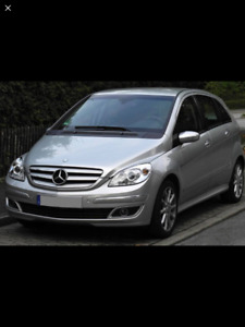 Great contion Mercedes b200