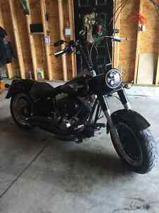 2010 Harley Fat Boy Lo