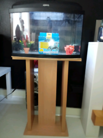 Fish tank used in good condition