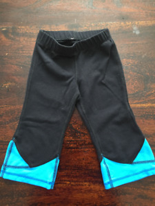 RARE Black and Blue Baby Lululemon Grooves! VGUC, size 12 month