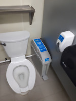 Washroom Sanitation Solutions