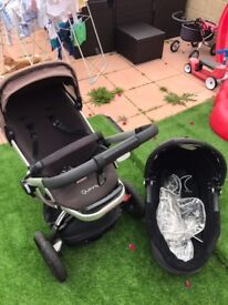 Quinny Buzz pushchair,