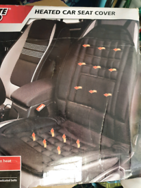 Heated Car seat Pad REDUCED..