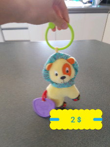 Jouets pour carosse ou coquille