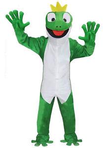 froschk nig kost m m l xl fasching karneval fasching junggesellenabschied frosch. Black Bedroom Furniture Sets. Home Design Ideas