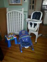 Plusieurs articles pour bébé