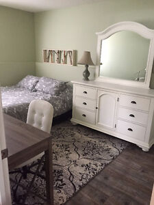Beautiful & Bright Room for Rent - Avail. May 1 (Female Only)