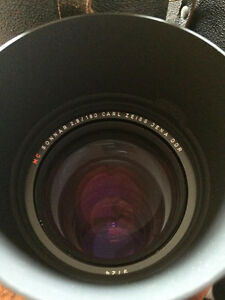 Carl Zeiss Lens MC SONNAR