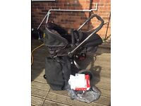 Mothercare spin pram/buggy