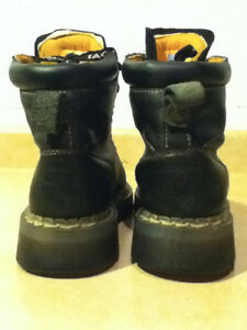 Men's ES Sport Gear Heavy Sole Boots Size 8 London Ontario image 3
