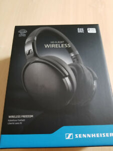 Wireless headset Sennheiser HD 4,40BT