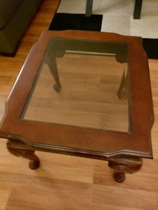 PERFECT condition end tables for SALE