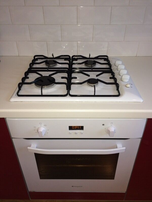 hotpoint sh33ws single electric oven  white and electrolux