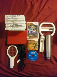 Wii bundle with 11 games