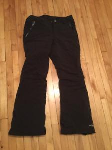 Pantalons de neige pour femme -Marque: Columbia - Taille: médium