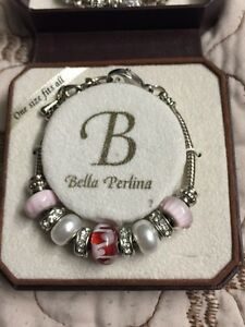 Bella Perlina bracelet + another one for free 100 OBO! Cambridge Kitchener Area image 2