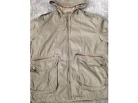 Kaki green jacket