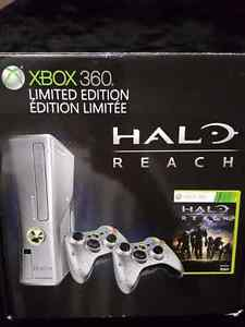 250GB limited edition Xbox 360 with games and more!