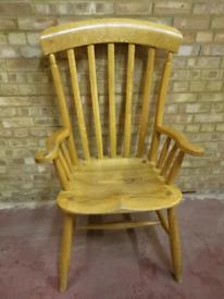 High Arm Chair