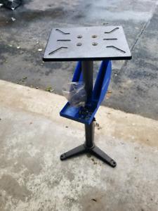 Mastercraft grinder stand