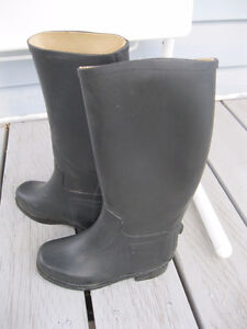 HORSEBACK RIDING BOOTS FOR KIDS