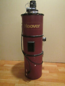 CENTRAL VAC CANISTER