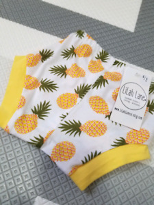 handmade size 2t short brand new with tag